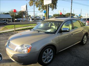 2007 Ford Five Hundred for sale in Austin, TX