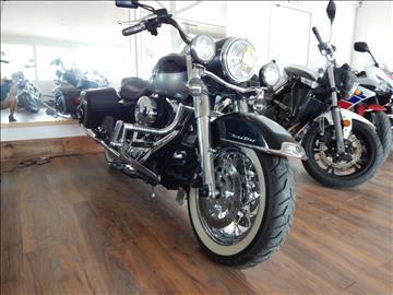 2012 Harley-Davidson Road King for sale in Bethel Heights, AR