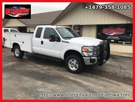 2014 Ford F-350 Super Duty for sale in Bethel Heights, AR
