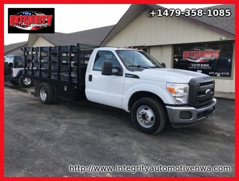 2011 Ford F-350 Super Duty for sale in Bethel Heights, AR