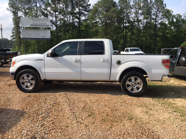 2009 Ford F-150 Lariat 4x2 4dr SuperCrew Styleside 5.5 ft. SB - Seminary MS