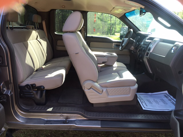 2009 Ford F-150 XLT 4x4 4dr SuperCab Styleside 5.5 ft. SB - Seminary MS