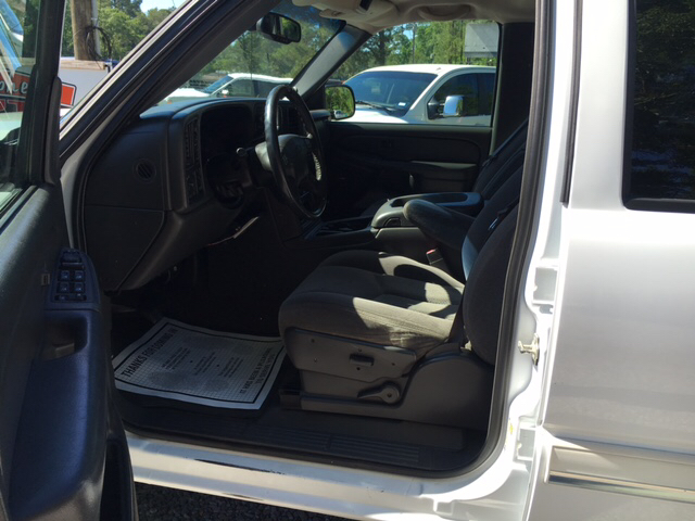 2005 Chevrolet Silverado 1500 Z71 4dr Crew Cab 4WD SB - Seminary MS