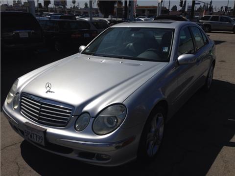 2006 Mercedes-Benz E-Class for sale in Long Beach, CA
