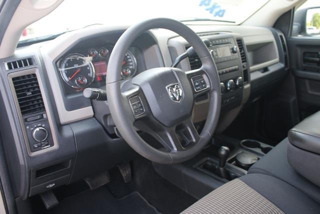 2012 RAM Ram Pickup 2500 4x4 ST 4dr Crew Cab 6.3 ft. SB Pickup - Warner Robins GA