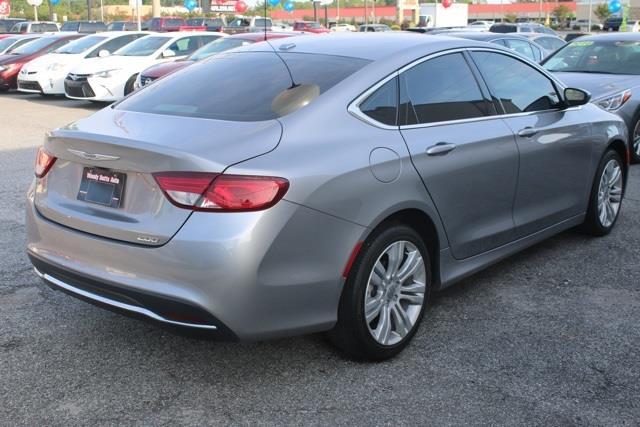 2015 Chrysler 200 Limited 4dr Sedan - Warner Robins GA