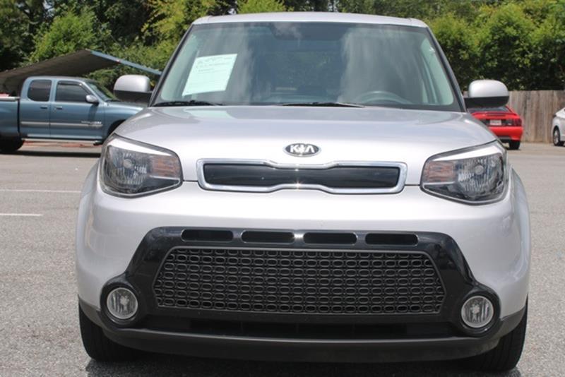 2016 Kia Soul + 4dr Wagon - Warner Robins GA