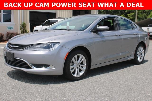 2015 Chrysler 200 Limited 4dr Sedan - Warner Robins GA
