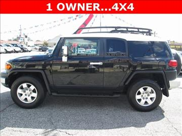 2007 Toyota FJ Cruiser for sale in Warner Robins, GA