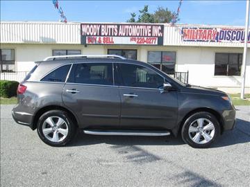 Kendall Honda Eugene >> 2012 Acura MDX For Sale - Carsforsale.com