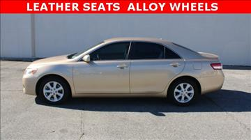 2010 Toyota Camry for sale in Warner Robins, GA