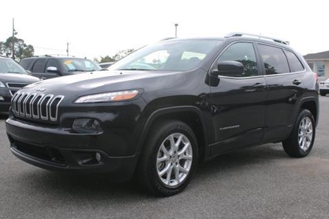 2014 Jeep Cherokee for sale in Warner Robins, GA
