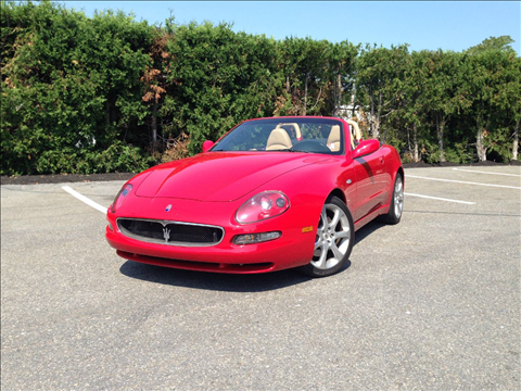 2002 Maserati Spyder for sale in Waltham, MA