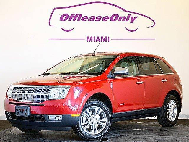 2010 Lincoln MKX for sale in Miami FL
