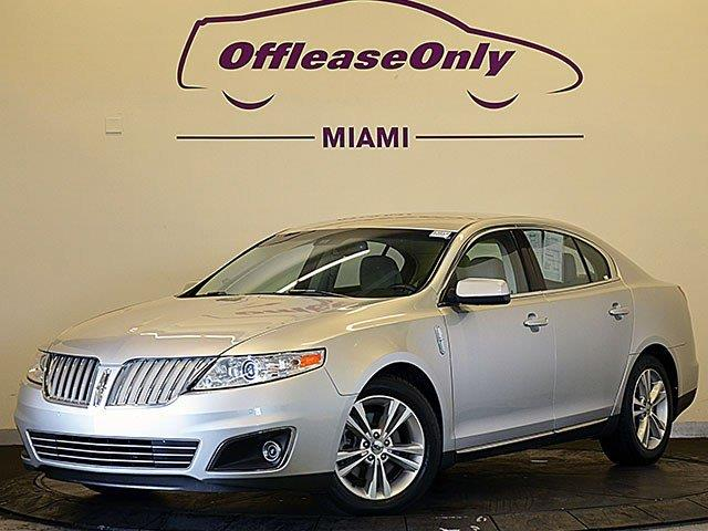 2011 Lincoln MKS for sale in Miami FL