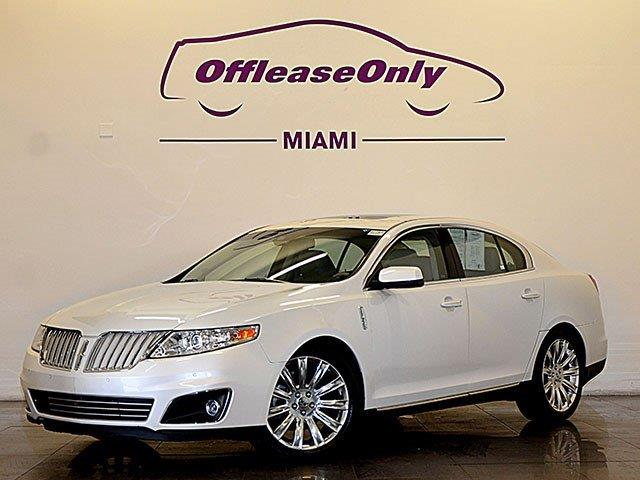 2012 Lincoln MKS for sale in Miami FL