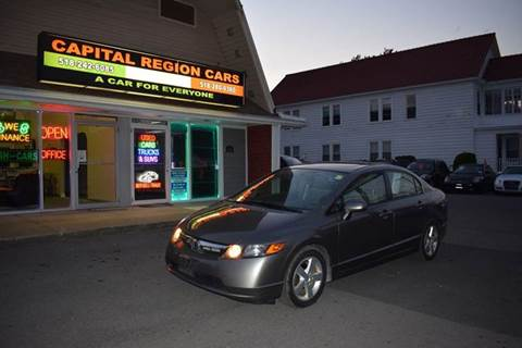 2008 Honda Civic for sale in Schenectady, NY