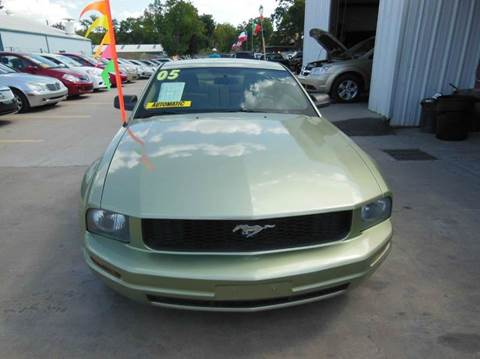 2005 Ford Mustang for sale in Dallas, TX