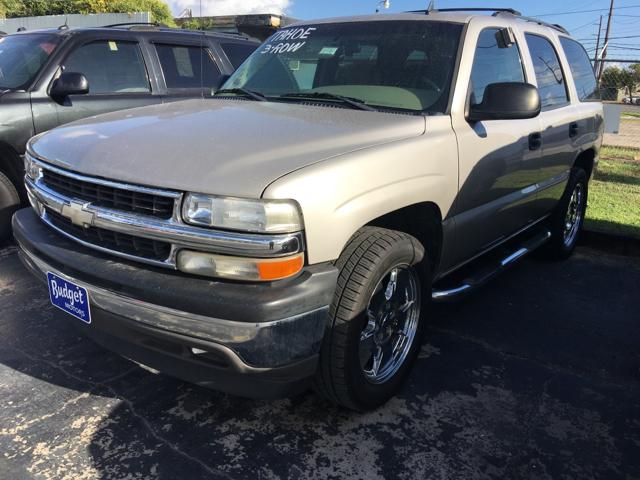2006 Chevrolet Tahoe In Corpus Christi Tx Budget Motors