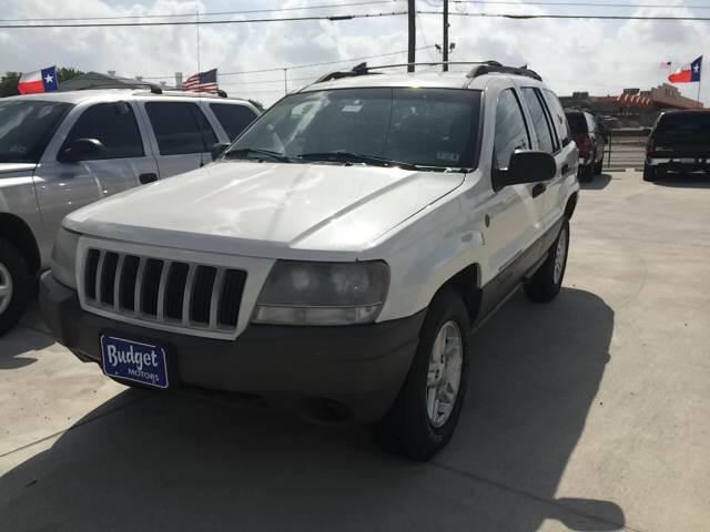 2004 Jeep Grand Cherokee Laredo 4dr 4wd Suv In Corpus