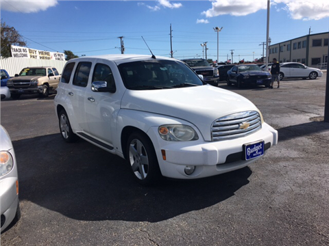 Chevrolet hhr for sale corpus christi tx for Budget motors corpus christi
