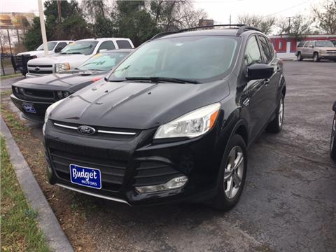 Ford escape for sale corpus christi tx for Budget motors corpus christi