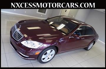 2009 Mercedes-Benz S-Class for sale in Houston, TX
