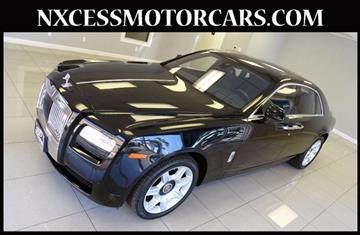 2013 Rolls-Royce Ghost for sale in Houston, TX