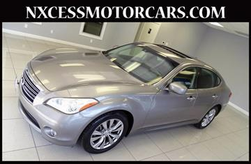 2013 Infiniti M37 for sale in Houston, TX