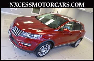 2015 Lincoln MKC for sale in Houston, TX
