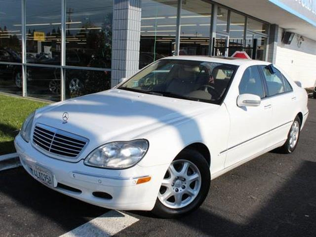 Used 2000 Mercedes Benz S Class S500 In Vallejo Ca At Nino