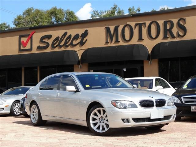 2006 Bmw 7 Series For Sale In Tampa Fl