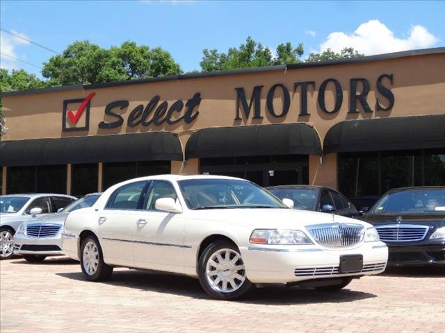 2007 Lincoln Town Car for sale in Tampa FL