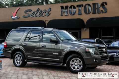 2008 Ford Expedition for sale in Tampa, FL