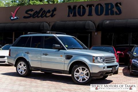 2006 Land Rover Range Rover Sport for sale in Tampa, FL