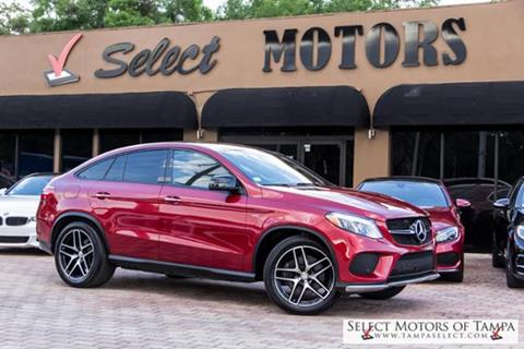2016 Mercedes-Benz GLE for sale in Tampa, FL