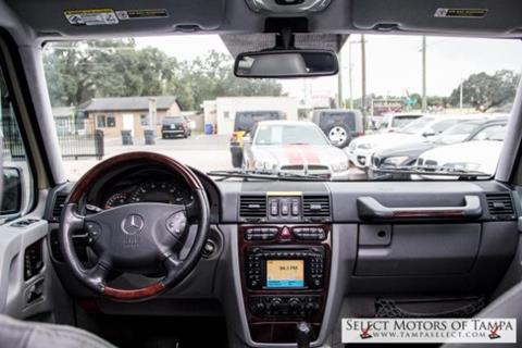 2006 Mercedes-Benz G-Class for sale in Tampa, FL