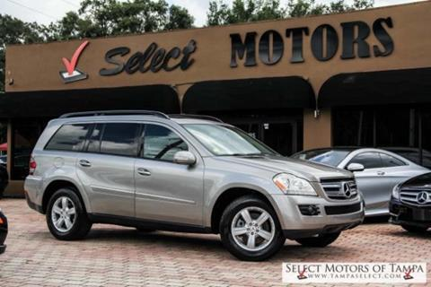 2007 Mercedes-Benz GL-Class for sale in Tampa FL