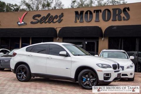2014 BMW X6 for sale in Tampa FL