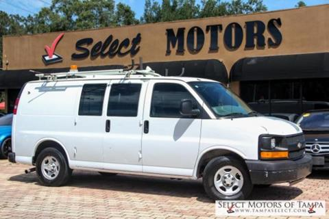 2006 Chevrolet Express Cargo for sale in Tampa FL