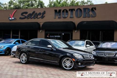 2008 Mercedes-Benz C-Class for sale in Tampa, FL