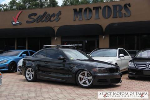 2008 BMW 1 Series for sale in Tampa, FL