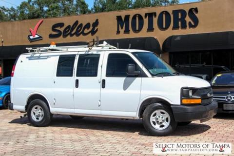2007 Chevrolet Express Cargo for sale in Tampa, FL