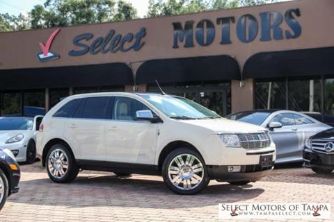 2008 Lincoln MKX for sale in Tampa, FL