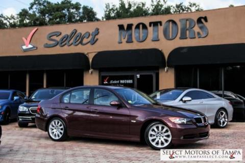 2007 BMW 3 Series for sale in Tampa FL