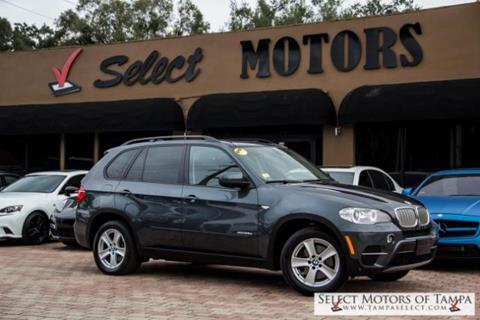 2011 BMW X5 for sale in Tampa FL