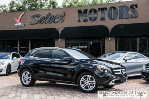 2017 Mercedes-Benz GLA for sale in Tampa, FL