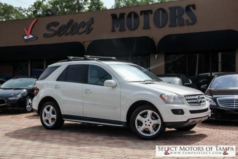 2008 Mercedes-Benz M-Class for sale in Tampa, FL