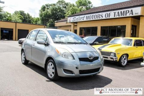 2009 Toyota Yaris for sale in Tampa, FL