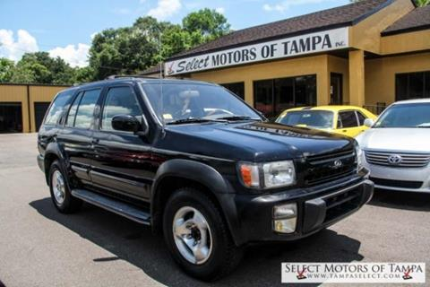 1998 Infiniti QX4 for sale in Tampa FL